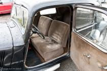 """Citroën Traction 15-six 1952, ouverture de porte """"à l'envers"""""""