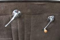 Citroën Traction 15-six 1952, accessoires luxueux