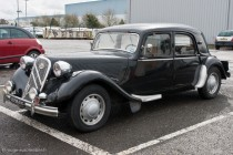 Citroën Traction 15-six 1952