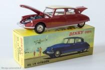 Citroën DS 19 réf. 530 - Dinky Atlas