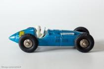 Dinky Toys 23H - Talbo Lago auto de course - roues chromées