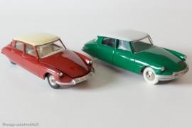 """Les deux n°1 des collections """"Dinky Toys de mon enfance"""" et """"Dinky Toys de mon enfance, la saga des ouvrants"""""""