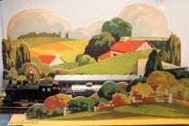 30ème Salon du jouet ancien et de collection de Betton (35) - présentation train Jouef