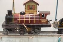 30ème Salon du jouet ancien et de collection de Betton (35) - train J de P