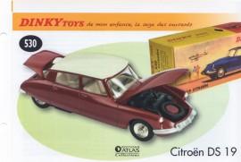 """La nouvelle collection """"Dinky Toys de mon enfance, la saga des ouvrants"""""""