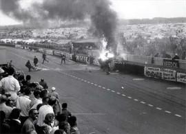 L'accident des 24 Heures du Mans 1955