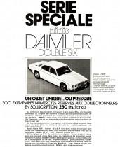 Daimler Double Six - AMR série spéciale Minis