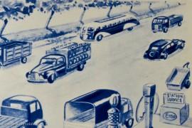 Dinky Toys extrait du catalogue 1950