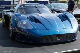 Maserati MC12 version course