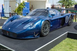 Maserati MC12 version course