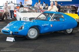 "La DB Panhard HDR5 ""la vitrine"" de Jacques Grelley  - Artcurial juillet 2014"