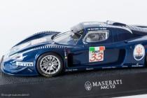Maserati MC12 GT1 - Imola 2004 - Scalextric, détails au 1/32ème