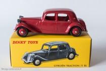 """Traction 11 BL Slought """"Prix du 3ème concours"""" Dinky Toys Editions Atlas"""