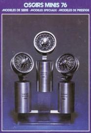 Les Oscars Minis 1976
