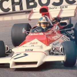 Jean-Pierre Beltoise vainqueur du Grand Prix de Monaco 1972 sur BRM