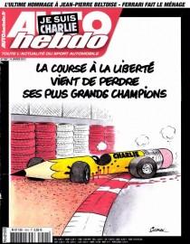Couverture d'Autohebdo n° 1994 du 14 janvier 2015