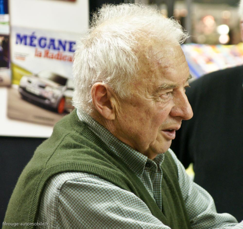 Jean-Pierre Beltoise à Rétromobile 2011