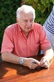 Jean-Pierre Beltoise à Lohéac en 2011