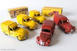 Citroën 2 CV AU fourgonnette - Dinky Toys réf. 25 D / 560 / 562