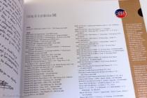 """Livre """"AMR, le résultat d'une passion"""", extrait du listing"""