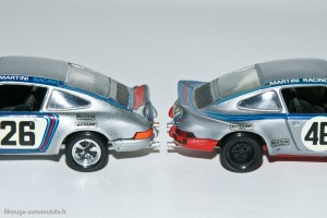 Porsche 911 Carrera RSR - Base Solido, travail sur le béquet