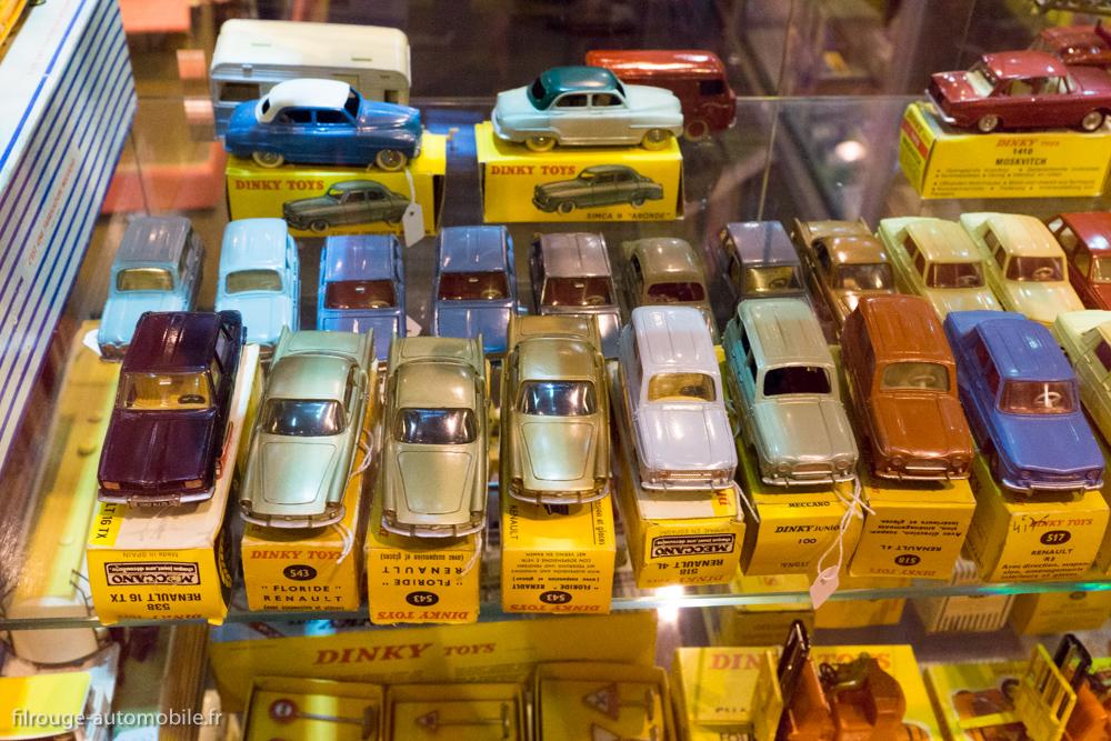 R tromobile 2015 stand galerie du jouet ancien - Salon du jouet ancien ...