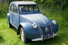 Citroën 2 CV 1957