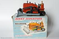 Blaw-Knox bulldozer - Dinky Toys Réf. 885 - modèle fabriqués en France