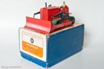 Blaw-Knox bulldozer - Dinky Toys Réf. 561 - modèle anglais en boite française