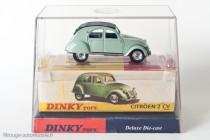 Citroën 2 CV 1957 - Dinky Toys / Matchbox réf. DY 32/b