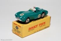 Aston Martin DB3 S - Dinky Toys Réf. 506 - modèle anglais fabriqué en France