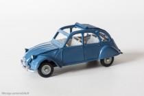 Citroën 2 CV 1966 - Dinky Toys réf. 500 - variante n°1