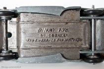 Studebaker coupé - Dinky Toys Réf. 24O - plancher français