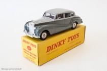 Rolls Royce Silver Wraith - Dinky Toys Réf. 551 - modèle anglais fabriqué en France
