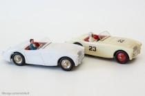 Austin-healey 100 - Dinky Toys français Réf. 546 et anglais Réf. 109
