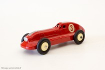 Hotchhiss Auto de course - Dinky Toys Réf. 23B - Attention! ici copie Editions Atlas