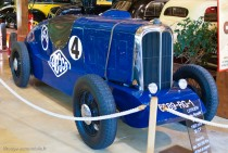 La petite Rosalie Citroën - Réplique musée de Lohéac