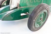 Citoën Rosalie V de record - Jouet Citroën réf. 75, détail sur la direction
