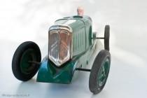 Citoën Rosalie V de record - Jouet Citroën réf. 75, échelle 1/10ème, année 1933