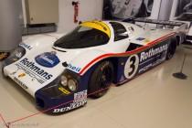 Musée des 24 Heures - Porsche 956-003 vainqueur en 1983