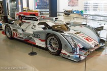 Musée des 24 Heures - Audi R18 e-tron quattro vainqueur en 2013
