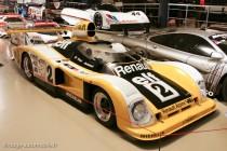 Musée des 24 Heures -  Alpine A442B vainqueur en 1978