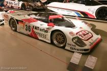 Musée des 24 Heures - Porsche Dauer 962 LM vainqueur en 1994