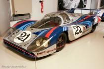 Musée des 24 Heures du Mans - Porsche 917 de 1971