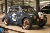 Musée des 24 Heures - Renault 4CV