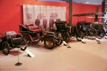 Musée des 24 Heures - Circuit de la Sarthe - le thème la génèse