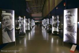 Musée des 24 Heures - Galerie des héros