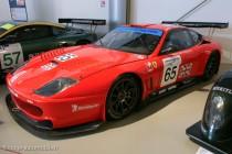 Musée des 24 Heures - Ferrari 550 Maranello 2004