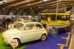Rétro Passion Rennes 2015 - Fiat 500, ambiance congés payés