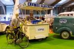 Rétro Passion Rennes 2015 - Marchand de glaces, ambiance congés payés
